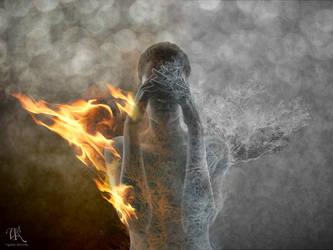 Flames by VigilantViki