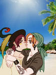 Pirates of the Lesbian