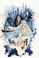 Fates Azura by mo-eshii