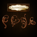 Flourishes - PNG