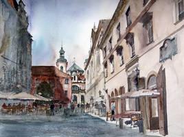 Karlova, Praha by NiceMinD