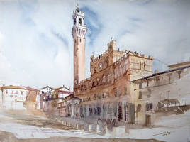 Piazza del Campo by NiceMinD