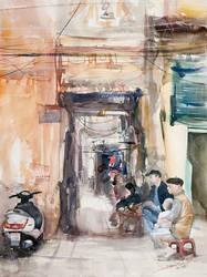 Hanoi's Street