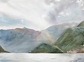 Como Lake by NiceMinD
