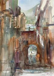Street in Bellagio