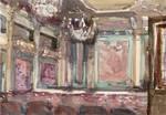 Artus Court Interiors, 36x51cm