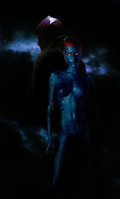 Mystique and Magneto by joseelizondo on DeviantArt X Men First Class Magneto And Mystique