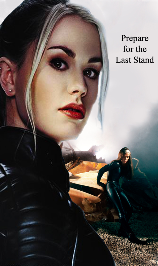 x men the last stand rogue - photo #11