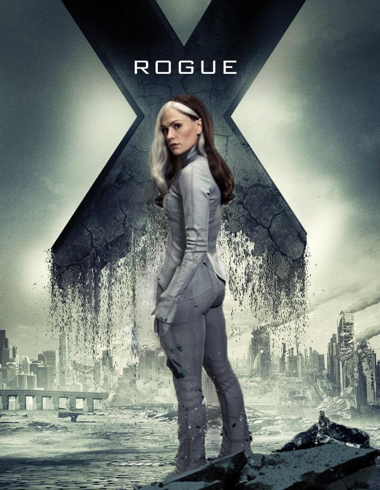 X Men Movie Rogue Rogue X-men DOFP by jo...