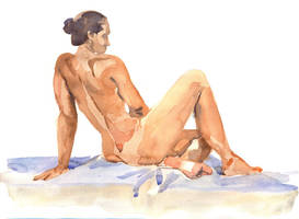 Life drawing 05 by disegno07