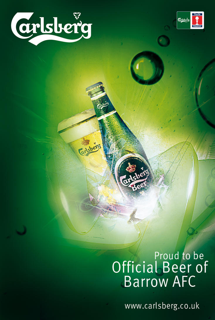 Carlsberg Advert by GrantJohno