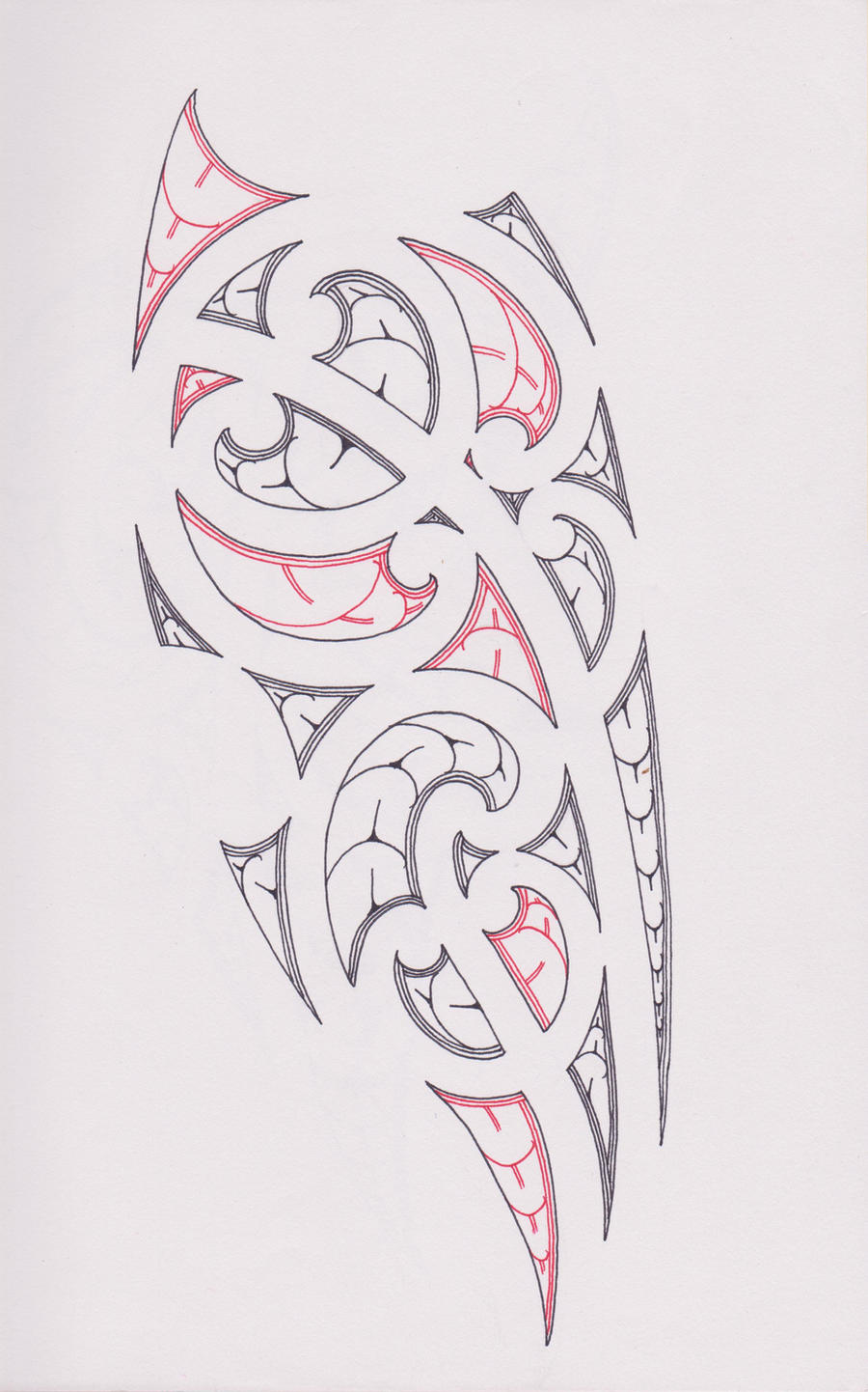 designs interfaces tattoo design 2012 2014 bloodempire ta moko design ...