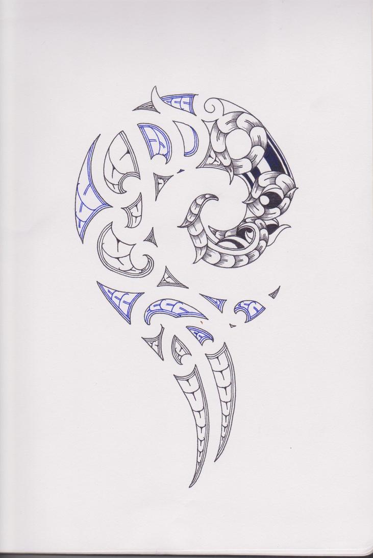 tattoo ta moko by bloodempire on deviantart. Black Bedroom Furniture Sets. Home Design Ideas
