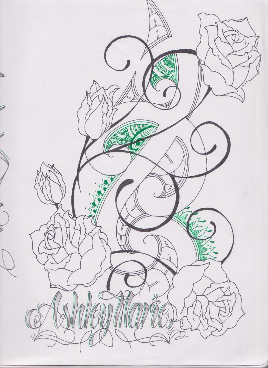 Maori And Hindu Inspired Tattoo By Bloodempire On DeviantArt