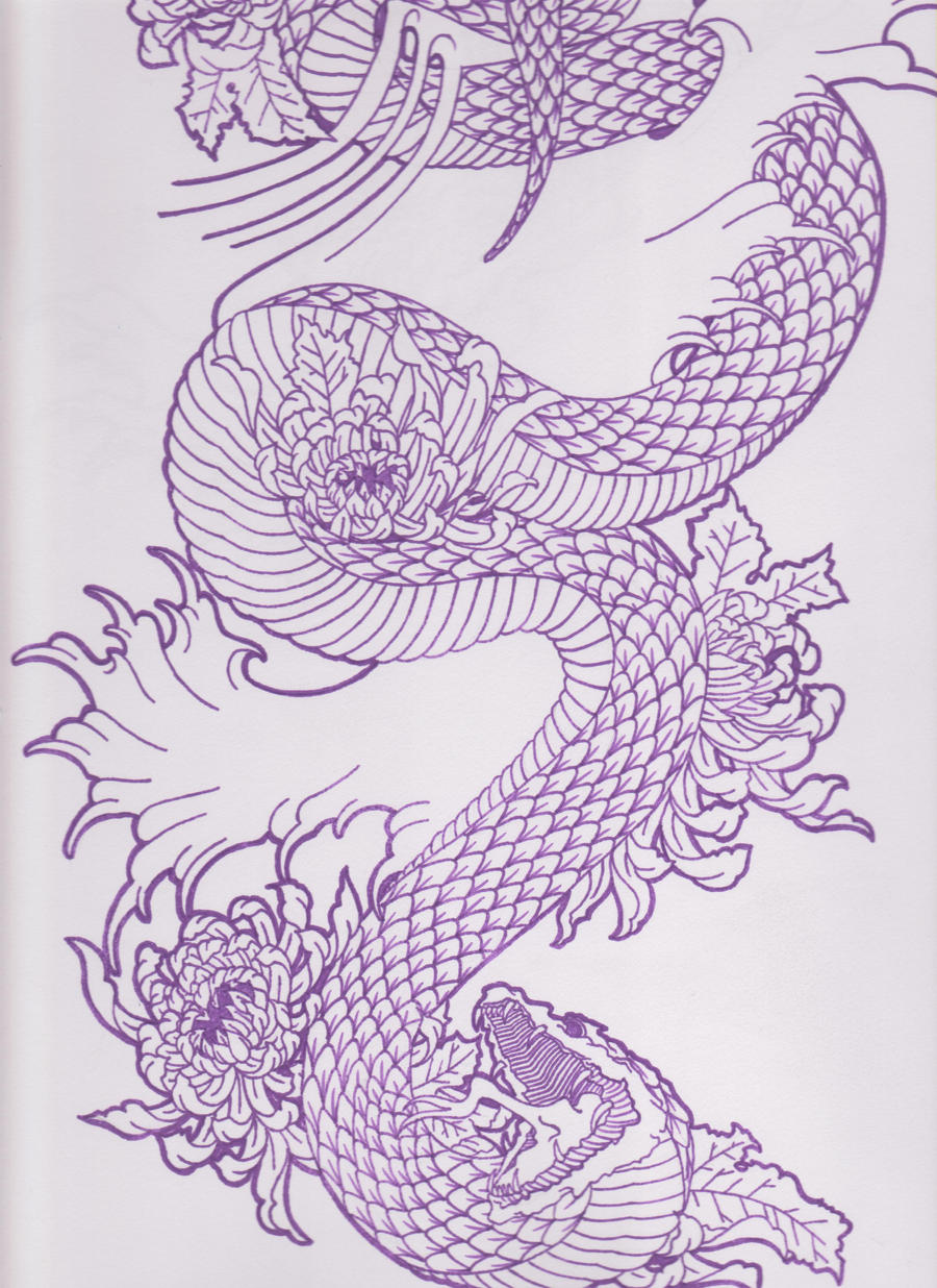 Snake Tattoo Line Drawing : Snake tattoo by bloodempire on deviantart