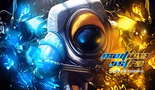 League Of Legends - Nautilus Astro by screamz16