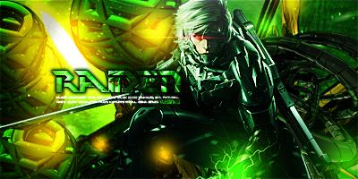 MGS - Raiden-Revengeance by screamz16