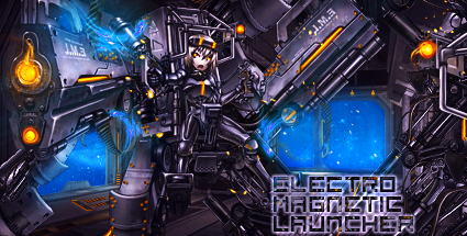 Electro Magnetic Launcher by screamz16
