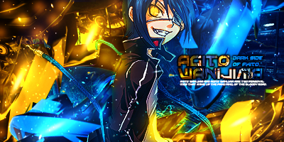Agito Wanijima - Air Gear by screamz16