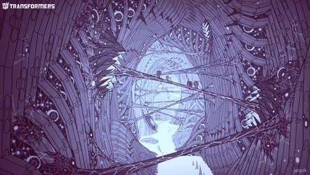 INT Unicron Vein tonal by orangehexagon