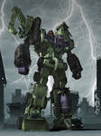Devastator Fan Art 2014