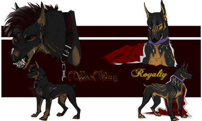 Doberman Adoptables : CLOSED by R0odles