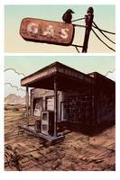 comic page by JasonWordie