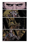 Planet of the apes #1 pg1 colors