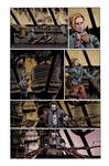 Planet of the apes #1 pg2 colors