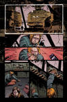 Planet of the apes #1 pg3 colors