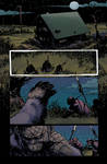 Dawn of the Planet of the Apes #2 pg1 Colors