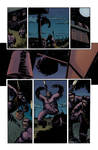 Dawn of the Planet of the Apes #2 pg2 Colors