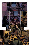 Dawn of the Planet of the Apes #2 pg3 Colors