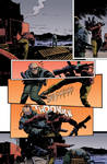 Planet of the apes #4 pg14 colors
