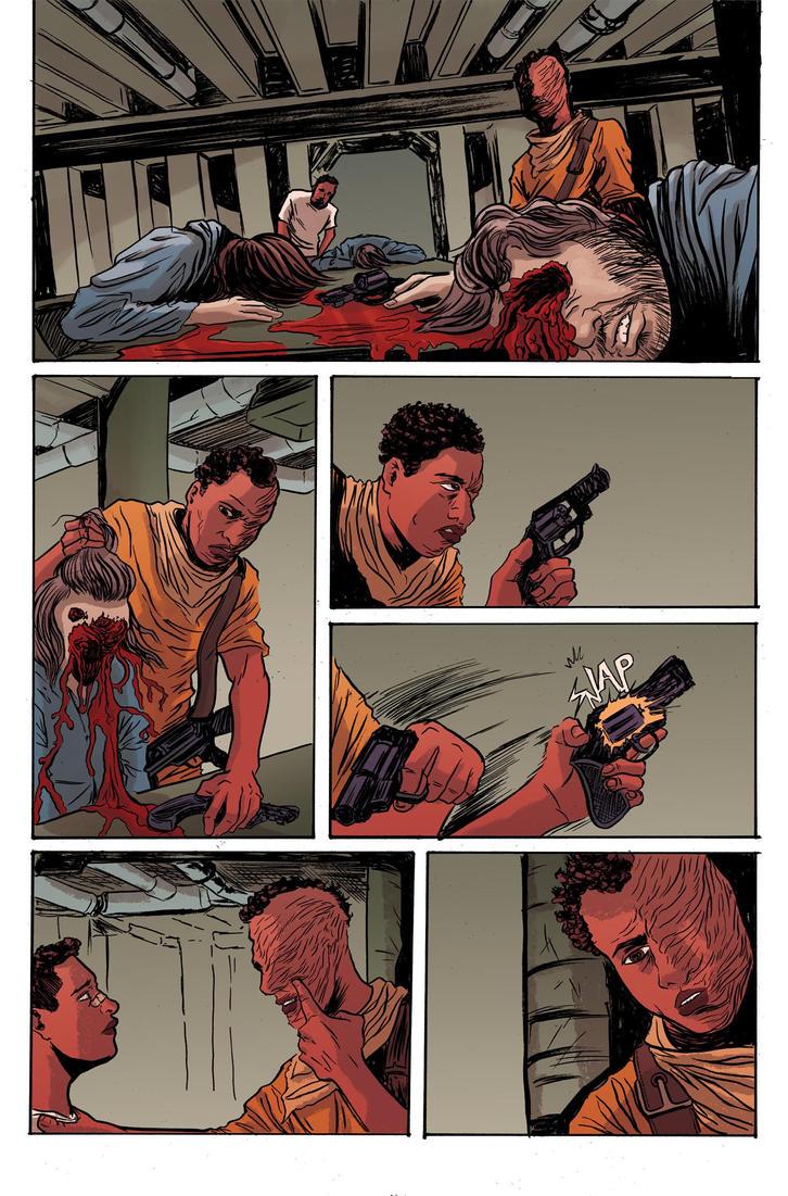 Plunder #2 pg 5 colors by JasonWordie