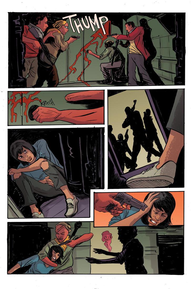 Plunder #2 pg 11 colors by JasonWordie