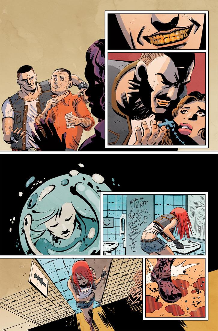 Sleepy Hollow Providence #1 pg13 Color by JasonWordie