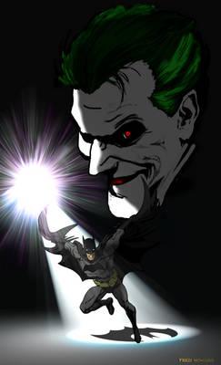 Batman - The Joker's Wild
