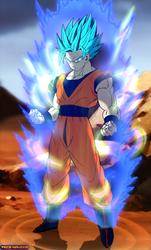 Goku - Beyond Super