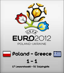 Euro 2012 - Poland:Greece