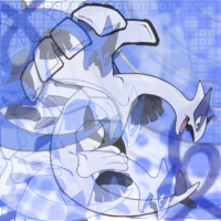 Lugia icon by Beegee4life