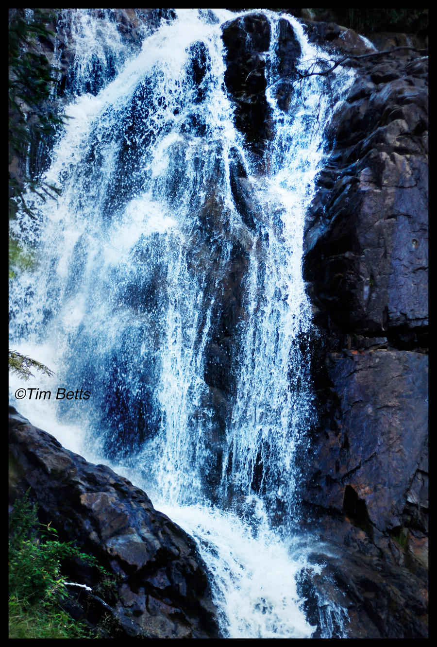 Falls by Schism-Photography