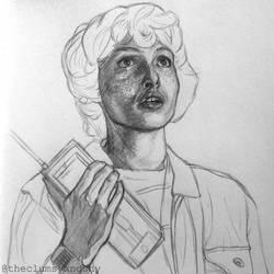 Mike Wheeler / Sketch