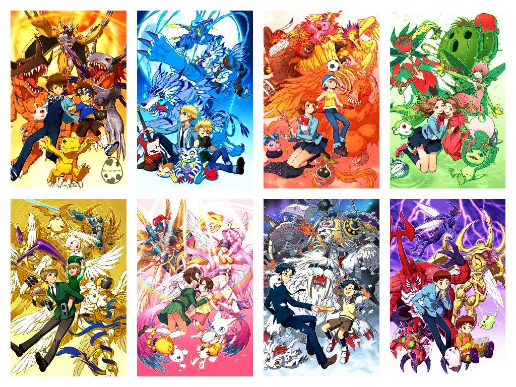 digimon wallpapers hd
