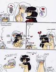 KikxSesshxInu: Jealousy by Marie1701