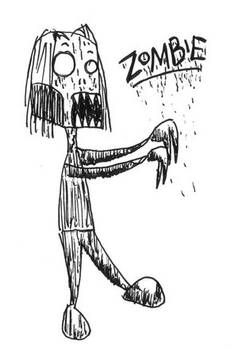 Zombie by valo69