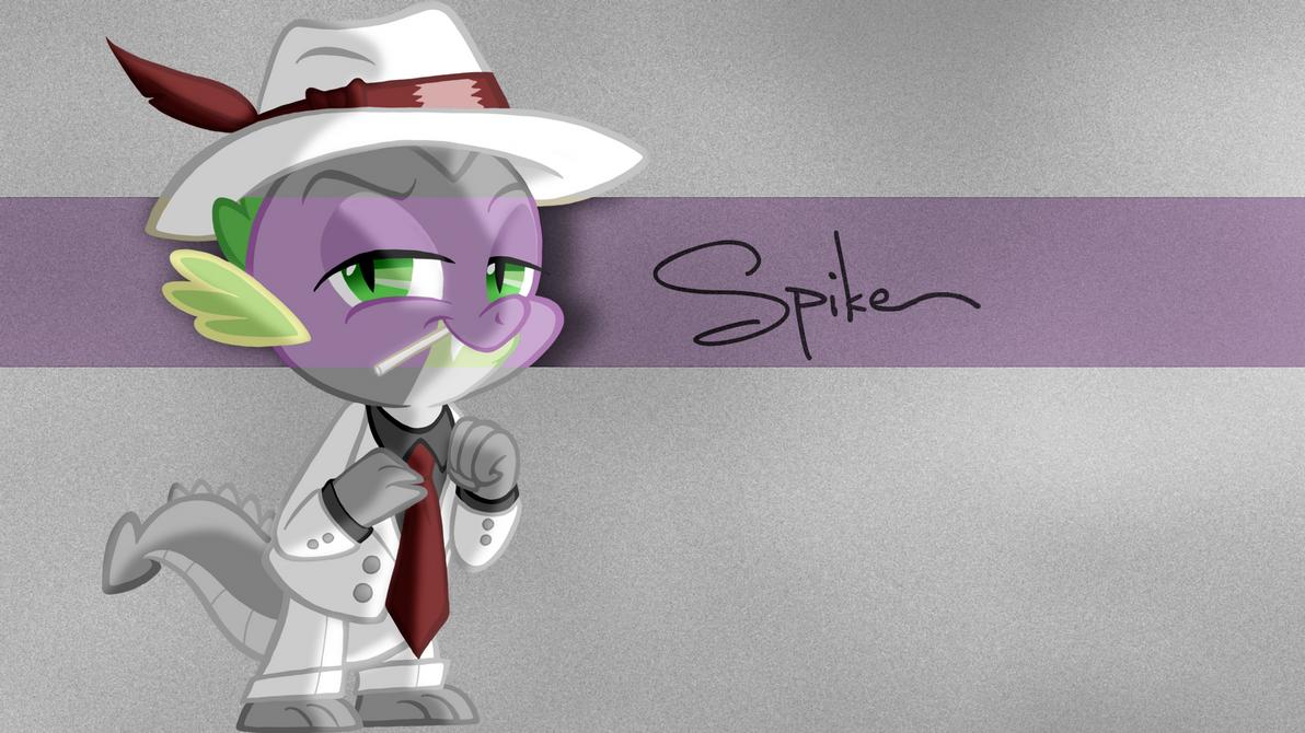 Spike Wallpaper by JeremiS