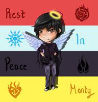 RIP Monty Oum (1981 - 2015) by HeyVikkiTime