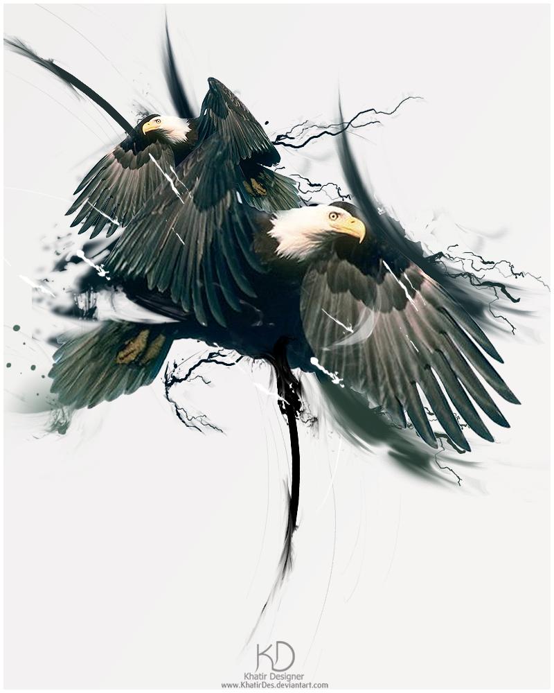 Eagle By KhatirDes On DeviantArt