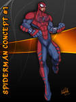 SPIDERMAN CONCEPT #1